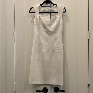 EUC WHBM Stunning white dress, 8